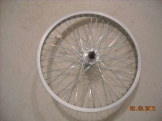 20 MONGOOSE REAR BICYCLE/BIKE ALUMINUM WHEEL/RIM BICYCLE PARTS B254