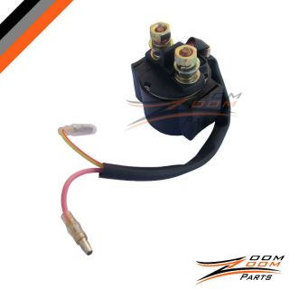 Starter Relay Solenoid Honda ATC250ES Big Red 3 Wheeler 1985 1986 1987