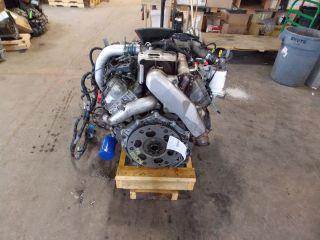 CHEVY GM DURAMAX LLY 6.6 LITER COMPLETE TURBO DIESEL ENGINE MOTOR 172K