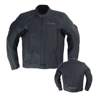 mens triumph motorcycle jackets