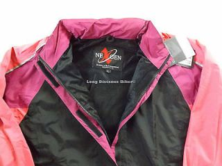 Ladies Motorcycle Rain Suit with Carry bag Nexgen by Milwaukee Size