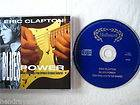 cd album, Eric Clapton   Blues Power