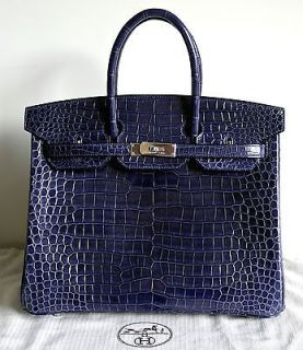 Hermes Birkin bags in Handbags & Purses
