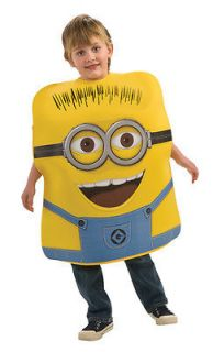 Super Villain Movie Despicable Me Agnes Minion Jorge Dave Costume
