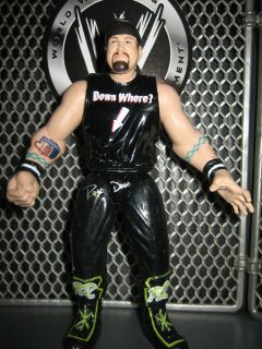 WWE Road Dogg wrestling figure BCA lot of1 Classic DX wwf new age