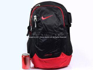 Nike Misc (Male) Team Training XL Backpack & Book Bag Black/Red BA4317