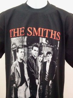 THE SMITHS T SHIRT RARE MENS BAND T SHIRT NEW SIZE SM MED LG XL NEW