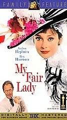 20th Century Fox My Fair Lady (VHS, 1996; Fullscreen Hepburn