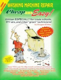 Repair, 2000 Edition For Do It Yourselfers Cheap and Easy Appliance