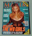 Maxim #30 June 2000 Katherine Heigl Roswell Sarah Michelle Gellar
