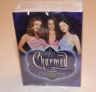 ​ (2005) Complete Card Set ALYSSA MILANO HOLLY MARIE COMBS