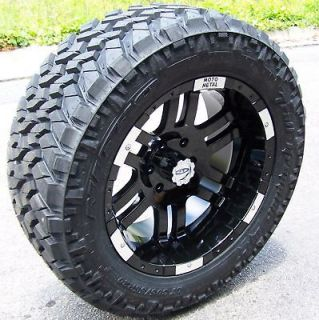 MOTO METAL MO951 WHEELS & NITTO TRAIL GRAPPLER TIRES DODGE RAM DURANGO