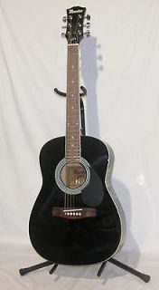 Maestro by Gibson   USED 6 String Parlor Size Acoustic Guitar Black