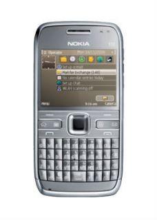 Nokia E72   Metal grey (Unlocked) Smartphone used fully working BEST
