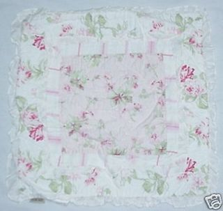 Armoire Mitzi Floral Decorative Pillow Pink Lime Green*