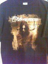 OZZY OSBOURNE OZZFEST TOUR SHIRT 2000 pantera qotsa p.o.d. disturbed