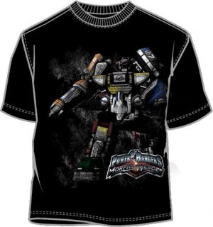 Power Rangers Extension Zord T Shirt (Youth) Brand NEW!