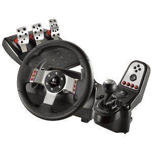 logitech g27 racing wheel in Controllers & Attachments