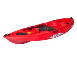 Fishing Kayak   Center Live Bait Well   Seat & Paddle Included