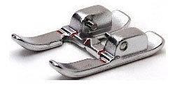 9mm Open Toe Presser Foot Feet for Pfaff Sewing Machine