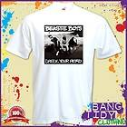 Music T Shirt with Beastie Boys New York City Check Your Head graphics