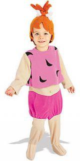 Pebbles Flintstone Costume Girls Toddler Flintstones