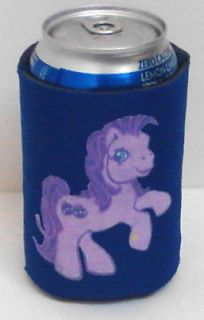 CUSTOM CHILDRENS CHARACTER MY LITTLE PONY FABRIC APPLIQUE SODA/BEER