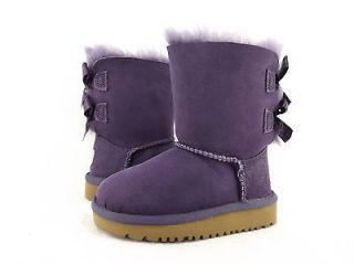 Shoes   UGG AUSTRALIA   TODDLER BAILEY BOW DOUBE RIBBON BOOTS PETUNIA