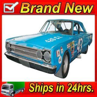1967 Plymouth #43 Richard Petty Nascar Slot Car 1/32 4845 Monogram
