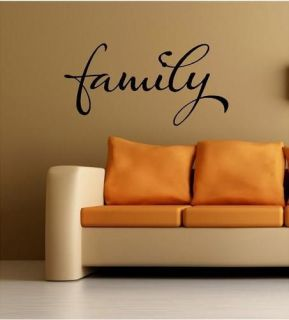 family tree decal in Decals, Stickers & Vinyl Art