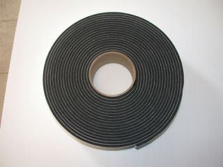 Truck cap, topper,camper shell, RV, mounting installation tape 2wide