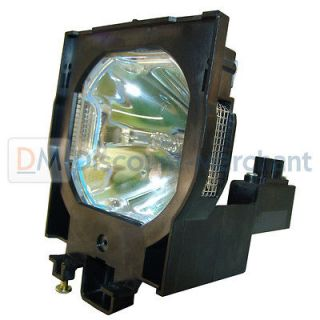 PHILIPS Replacement Lamp w/ Housing for Sanyo PLC XF46