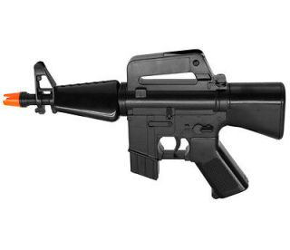 NEW M16 M4 MINI FULL AUTO ELECTRIC AIRSOFT GUN AEG AUTOMATIC PISTOL