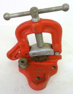 Ridgid No.22 Bench Yoke Vise 1/8 to 2 1/2