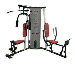 Weider Pro 4250 Home Gym Weight System Exerciser   Pick Up Only