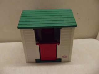 LITTLE TIKES DOLLHOUSE DOLL PLAY HOUSE COTTAGE NOT FULL SIZE