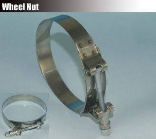 Intake T bolt Tbolt Hose clamp Stainless steel 83mm 91mm SY04
