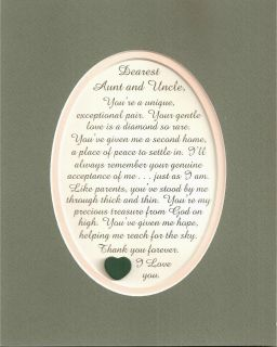 Parents LOVE Home GOD Unique RARE Peace HOPE Verses Poems Plaques