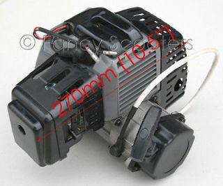 Stroke 49cc Engine with engine muffler for choppers, pocket bikes