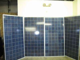 solar panel B grade made with 72 solar cells made usa true auction