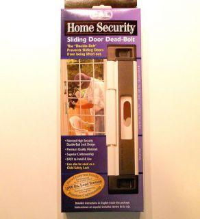 sliding door lock in Doors & Door Hardware
