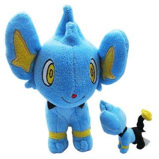 Pokemon Shinx 16cm Soft Plush Stuffed Doll Toy