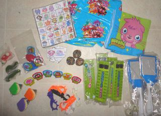 Newly listed MOSHI MONSTERS BIRTHDAY SUPPLIES PARTY FAVORS  BINGO