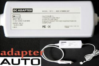 Auto Car Adapter Charger For Apple MacBook Magsafe 60W 16.5V