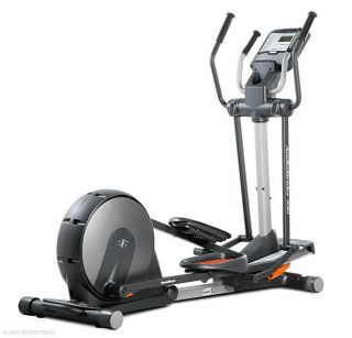 rear drive elliptical machine