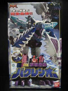 Power Rangers Dino Thunder Deluxe Blizzard Force Megazord Zord NEW w