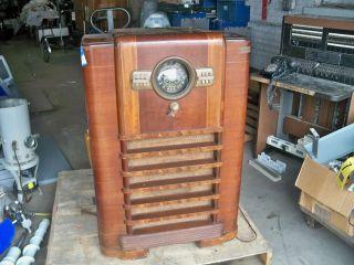 Zenith 10s464 Console Radio 10 S 464 1940