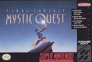 Final Fantasy Mystic Quest (Super Nintendo, 1992)