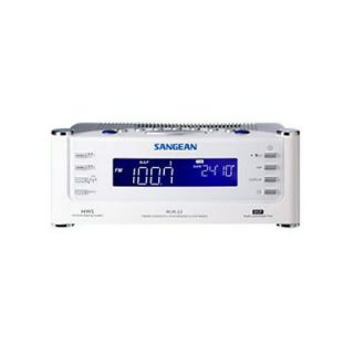 Sangean RCR 22 Atomic Clock Radio
