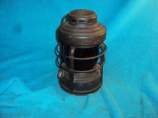 # 25 Luck E Lite Railroad Train Red Globe Kerosene Lantern Light